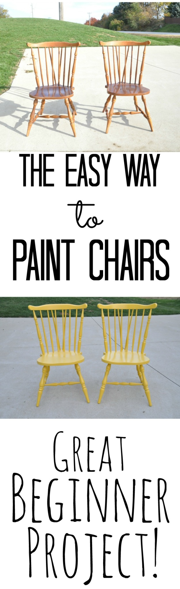 The+Easy+Way+to+Paint+Chairs+{Great+Beginner+Project}