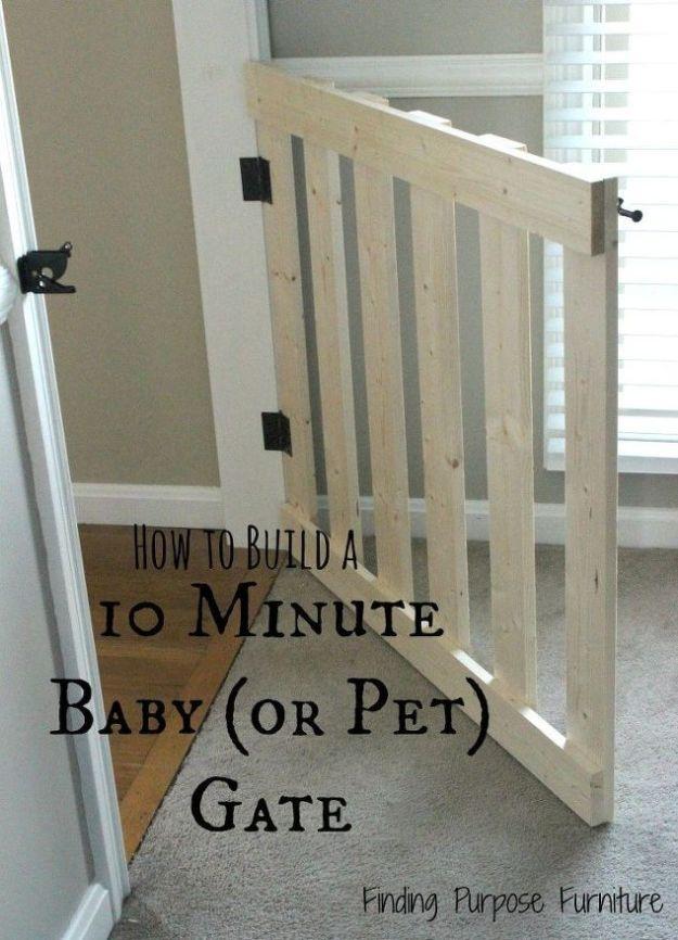 10-minute-diy-baby-pet-gate-diy-fences-painted-furniture